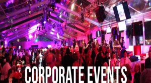 Psychic events corporate parties