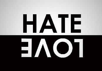 Hate Is The First Enemy Of Love
