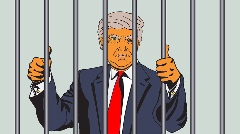 sychic Prediction Trump in Prison